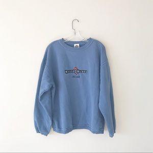 VINTAGE • house of blues crewneck sweatshirt